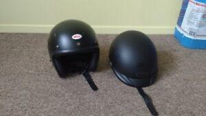 Bell Motorcycle helmets Used