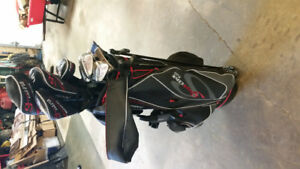 Left handed Adams Speedline full golf set SOLD