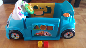 Voiture Fisher-Price - francais