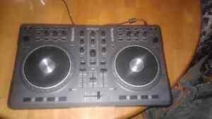Numark mixtrack audio controller