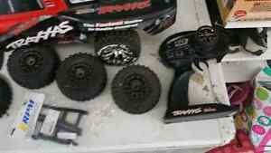 4wd Traxxas with lots of upgrades and spare parts  Regina Regina Area image 8