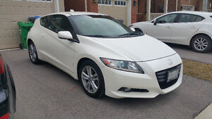 2011 Honda CR-Z EX Coupe (2 door)