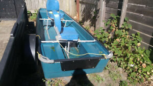 Crawdad RamX Boat for sale