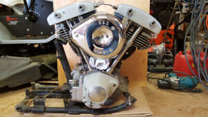 Shovel Head Motor