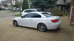 2012 BMW 335IS Hard Top Convertible