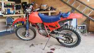 Wanted xr 250 motor.