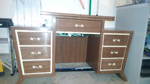Sewing machine desk for sale