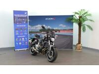 2016 Yamaha MT-07 ABS (35kw) Naked Naked Petrol Manual