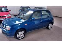 Nissan Micra 1.4 16v Twister last lady owner 11 years
