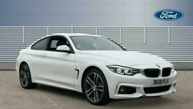 image for 2018 BMW 4 Series 435d xDrive M Sport 2dr Auto [Professional Media] Diesel Coupe