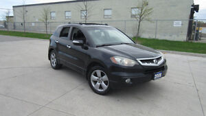 2008 Acura RDX, AWD, Navi, Leather,Sunroof, 3/Y Warrranty availa