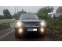 Lovely 2003 Range Rover 4.4 V8 115K Miles 282 BHP Petrol OEM LPG 12 MONTHS MOT