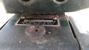 7.5 ted Williams  Boat motor