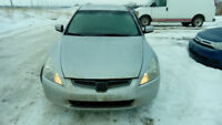 Honda 2003 Accord EX V6 4Dr 2WD Sedan Calgary Alberta Preview