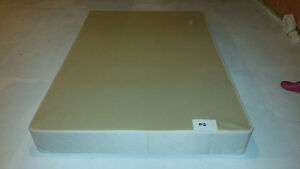 Double size box spring, like new
