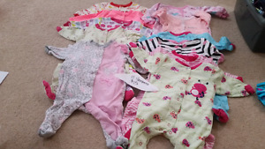 3 month clothes lots