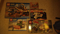 Brands new lego sets for sale