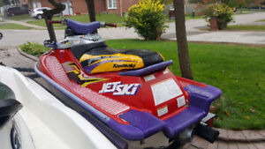 2 Jet Ski with Trailer for Sale