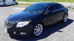 2011 Buick Regal CXL-T w/1SP Sedan
