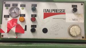 Presse 4 x 8 pieds Italpress BN/6/C