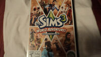 Sims 3 World Adventures& The Sims Medieval
