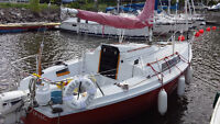 Voilier Edel 665 for sale - 22 foot sailboat