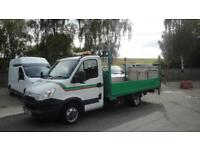 2013 IVECO DAILY 2.3 TD MWB DROP SIDE 3450 WB LONG BED