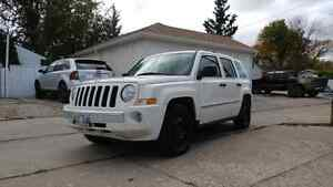 2008 jeep patriot 4x4 limited