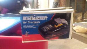 MASTERCRAFT WET SHARPENER BRAND NEW