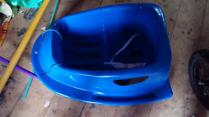 New never Used Baby Sled