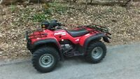 Honda Foreman Four Wheeler For Sale