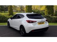 2016 Mazda 3 2.0 Sport Black 5dr Manual Petrol Hatchback