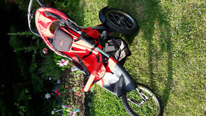 SAFETY 1ST JOGGING STROLLER TWO WAY SEAT