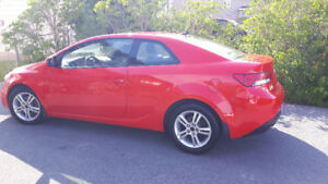 2013 Kia Forte SX Coupe (2 door)
