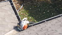 Eavestrough Cleaning. FREE ESTIMATES