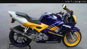 1996 Honda CBR600F3 Smokin' Joe Edition