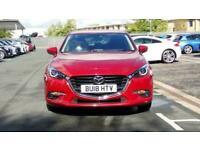 2018 Mazda Mazda3 2.0 Sport Nav 5dr Hatchback petrol Manual