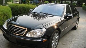 2006 Mercedes-Benz S500 4 Matic