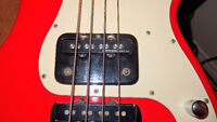 Squier Affinity Bass