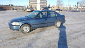 1997 Honda Civic *Light Engine Overhaul* Great Starter Car