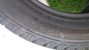 Saxon Snow Tires 205/55/16