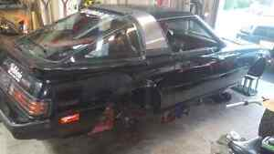 1985 mazda rx7 parts or shell. *everything needs to go*