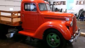 Pick-up ford 1938 antique