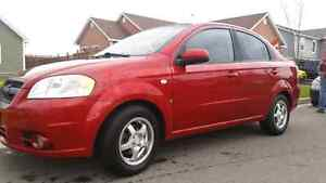 Amazing 2008 Chevy Aveo. Just Inspected Low KMs