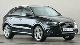 image for 2014 Audi Q3 2.0 TDI [177] Quattro S Line Plus 5dr Estate diesel Manual