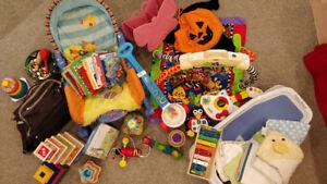 Lots of Baby Stuff