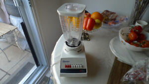 Osterikzer 8 Speed Smoothie Blender Juicer Ice Crusher