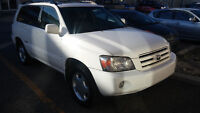 2007 Toyota Highlander V6 AWD Power&Heated Seat Sun roof