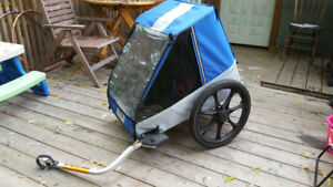 Chariot Carriers TCT Caddie - Child's Bike Carrier