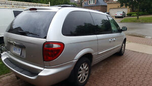 2003 Chrysler Town & Country LXI Minivan, Van